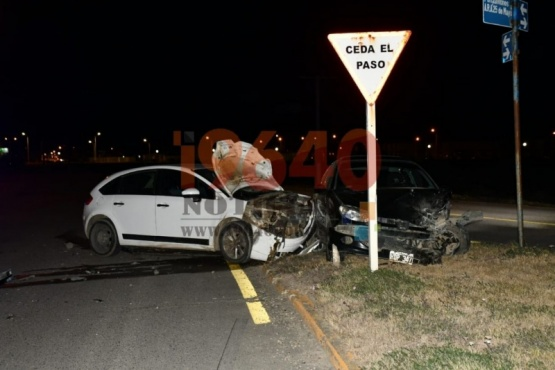 Hubo más de 800 accidentes en lo que va del año