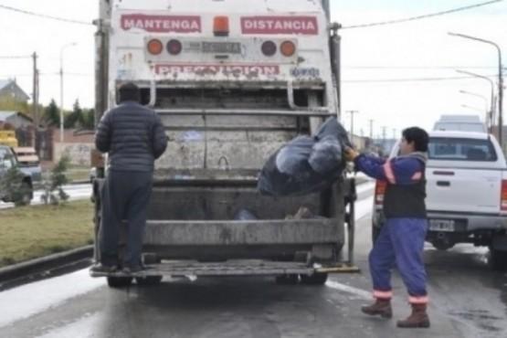 1°de Mayo sin recolección de residuos