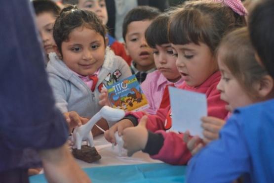"""""""Tito y sus amigos"""" estarán en la Feria Internacional del Libro"""