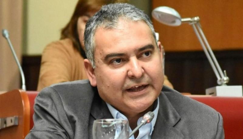Diputado Manuel Pagliaroni