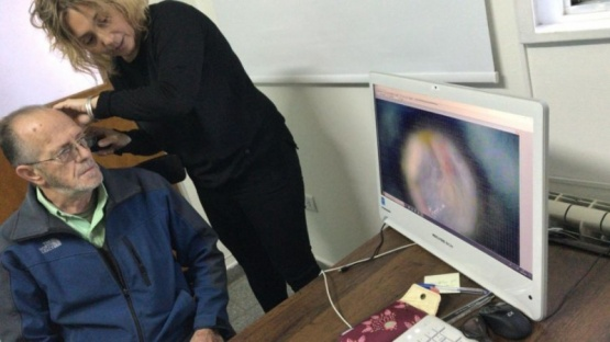 Se realizaron 200 atenciones en redes de salud en el interior