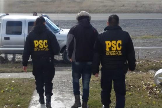 Operativo policial en estancias rurales