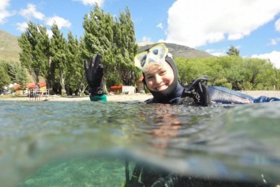 Un respiro bajo el agua
