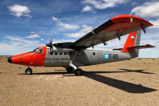 Saldrán vuelos de Comodoro a Perito Moreno