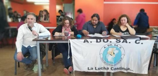 ADOSAC aceptó la propuesta salarial del 31,67%