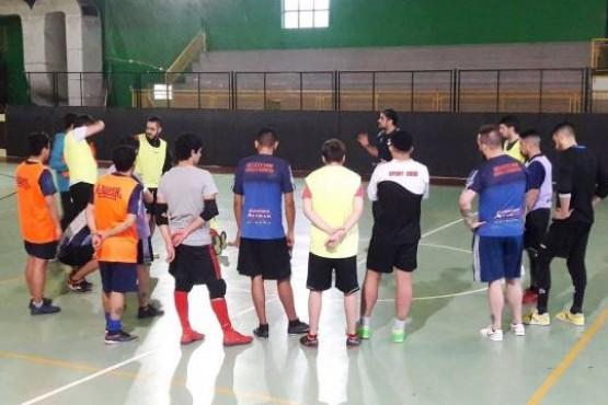 La Selección de Río Gallegos viajó a la Cuenca para el Provincial