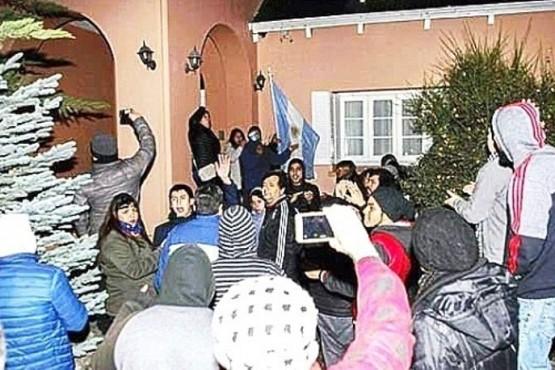 Dirigentes políticos procesados por el ataque a la residencia en 2016