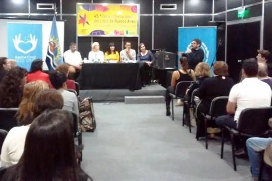 Los literatos de la provincia tuvieron su lugar en la FIL de Buenos Aires