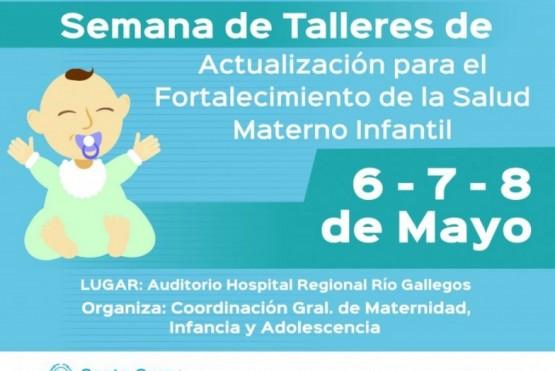 Semana de talleres para el Fortalecimiento de la Salud Materno Infantil