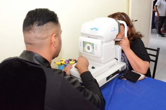 Habrá controles oftalmológicos para afiliados al SiPren SC