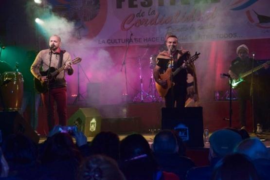 Gran concurrencia en el Festival de la Cordialidad