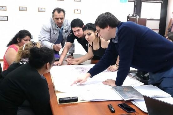 Vecinos piden al Intendente que no vete el nuevo recorrido de la línea E