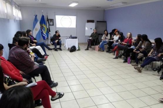 CPE Y Desarrollo Social trabajan en proyecto superador de ESI