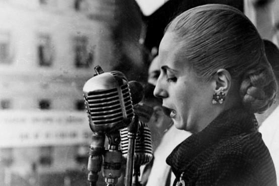 Homenajes y actos para Eva Perón
