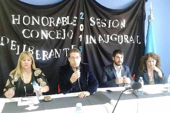 La Intersindical reclama que Samir Zeidán no sea el presidente del HCD y la renuncia al PJ de Pavez
