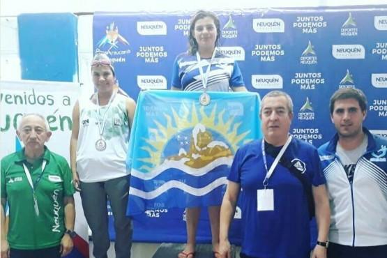 Santa Cruz ya sumó 15 medallas en los Juegos de la ParaAraucanía