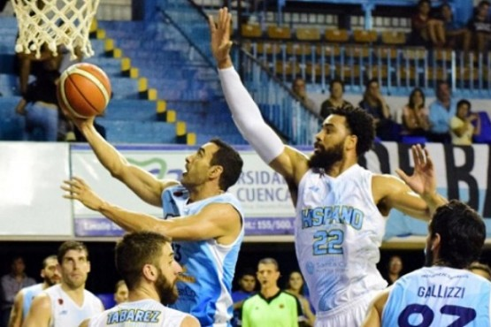 Hispano venció a San Martín y volvió a zona de playoff