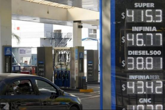 Los combustibles volverán a subir en junio