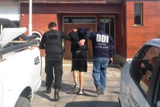 Una pareja fue detenida por comercializar estupefacientes