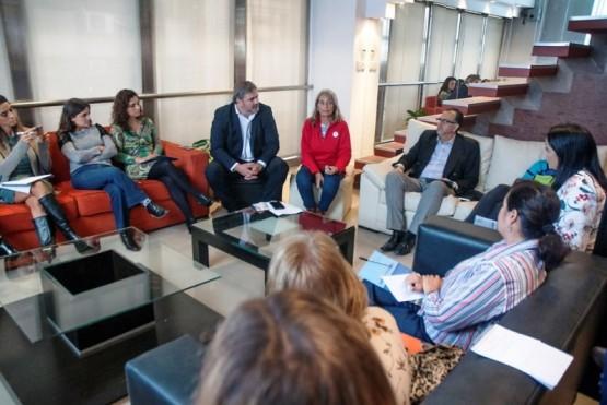 Chubut lideró encuentro del Consejo Federal de Representaciones Oficiales