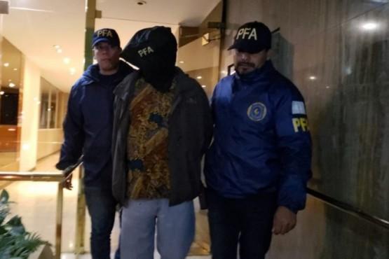 Detuvieron a otro hombre por el ataque al diputado Olivares y su asesor Yadón