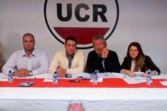 """Pesar en la UCR: falleció """"Cacho"""" Guza"""