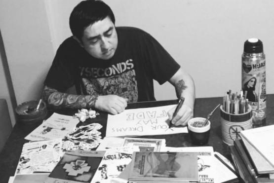 """El acto contrahegemónico de hacer fanzines, """"definitivamente es punk"""""""