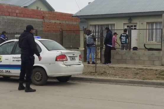 Un joven fue detenido tras raid delictivo