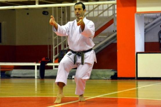Cristian Salvemini realizará un curso en la ciudad