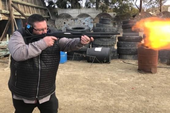 Arranca el curso de operador de escopeta policial