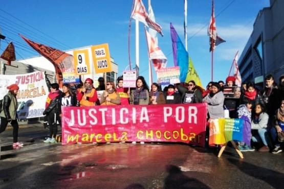 """""""No confiamos en la justicia machista, patriarcal y capitalista"""