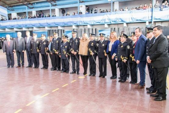 Destacaron la seguridad y lucha contra el narcotráfico