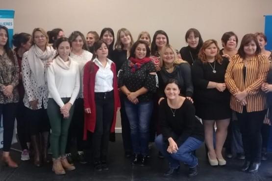 Se llevó a cabo el segundo encuentro del Consejo Provincial de Mujeres