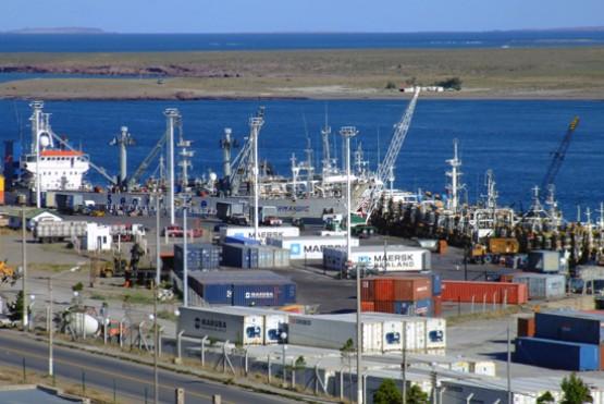 Acuerdos para vincular el puerto con la actividad minera