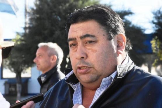 UOCRA se movilizó a la comisaría por la detención del hijo de Mateo Suárez