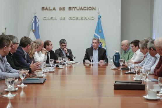 Arcioni confirmó la entrega de los TICADEP por 3.500 millones de pesos