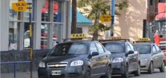 Desde hoy rige el aumento de tarifas de taxis