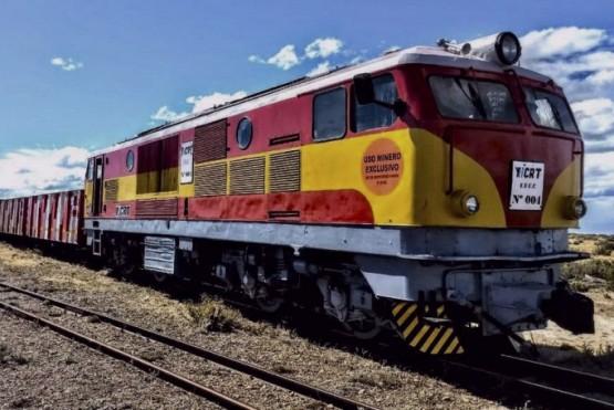 Trenes carboneros de Río Turbio a Río Gallegos