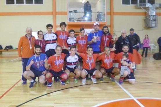 Colegio del Sur y URC campeones nacionales de Hockey Pista