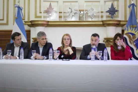 """Alicia cargó contra dirigentes que """"mienten y denigran"""" por rédito político"""