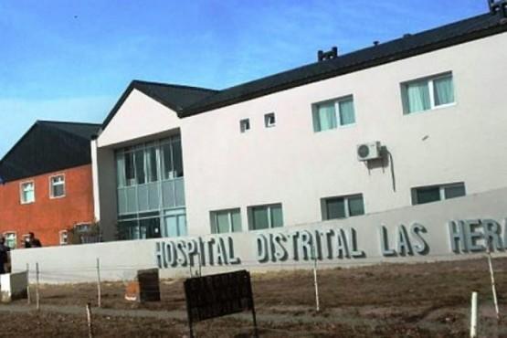 El herido está internado en la Unidad de Terapia Intensiva, en Las Heras.