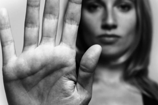 Si sos víctima de violencia de género, denunciá.