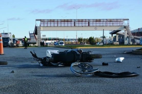 Leguizamón pide semaforización en la Autovía
