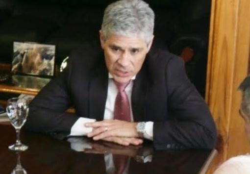 Vicegobernador Pablo González.