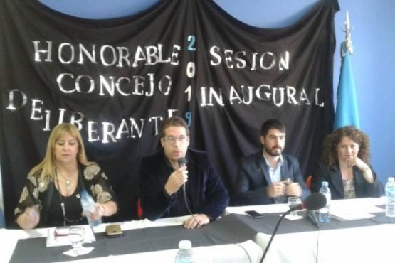 Hoy será la primera sesión del HCD DE Río Turbio.