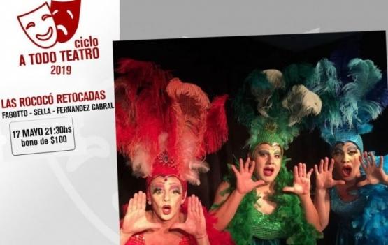 """""""A todo teatro"""" suma funciones para el fin de semana"""