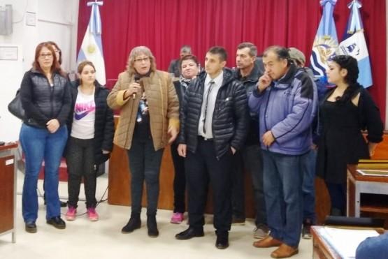 Se aprobó un nuevo ramal de colectivos y vecinos pedirán audiencia con Giubetich
