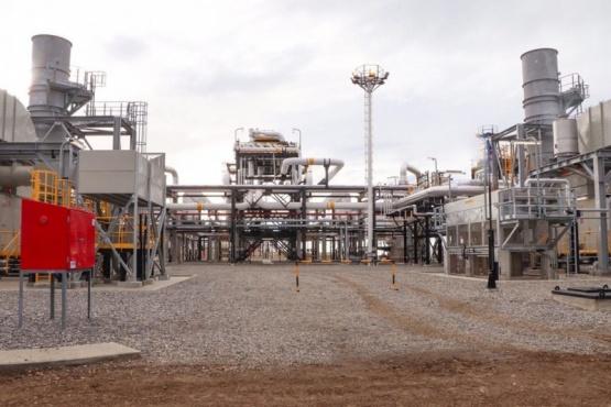 Ampliaron la capacidad de producción de gas en Alfa