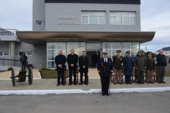 Se realizó el 205° Aniversario de la Armada Argentina