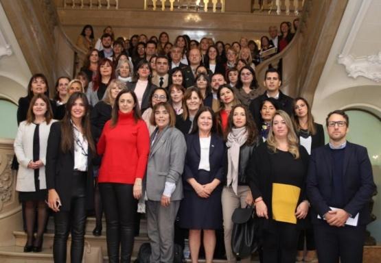 Consolidan metodologías para la lucha contra la trata de personas
